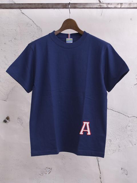 ワッペンT-シャツ 【arikiri】