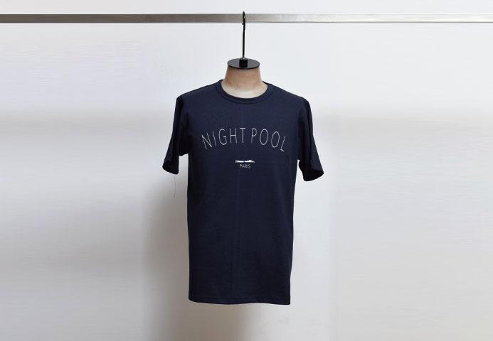 ナイトプール Tシャツ【EEL】