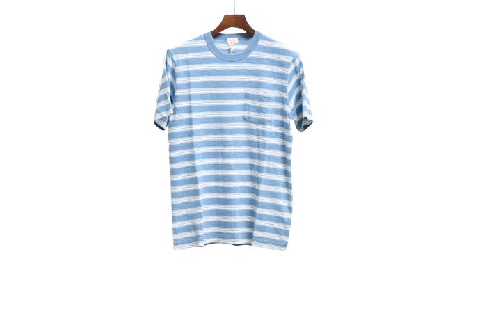 ポケットTシャツ【Healthknit】