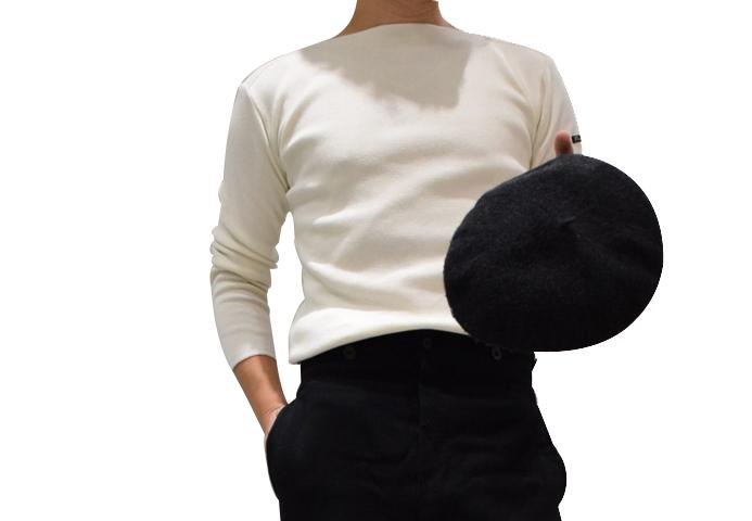 バスクシャツ【Fileused'Arvor】