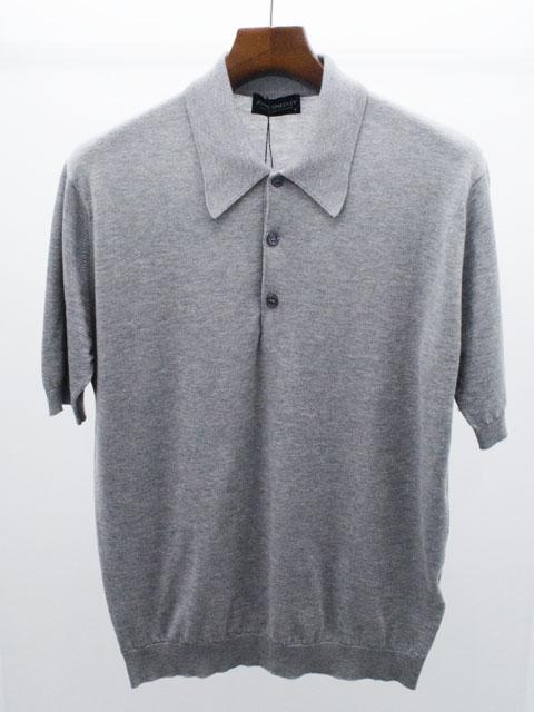 ISIS ニットポロシャツ【John Smedley】