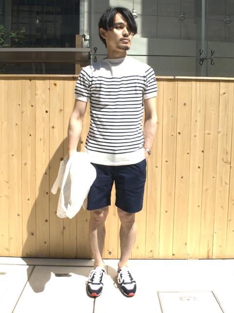 シャツショーツ【still by hand】
