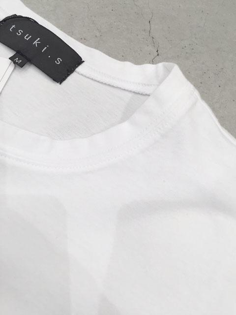 クルーロングTシャツ【tsuki.s】